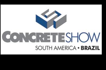 Concrete Show South America – 23 a 25 de agosto de 2017