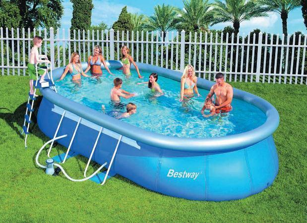 Tipos de piscinas veja os principais tipos e qual for Piscinas de plastico para jardin
