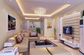 Forro de gesso e sancas: 44 modelos para você se inspirar e transformar o ambiente de sua casa!