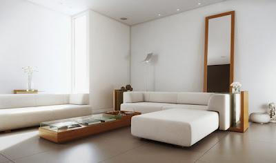 ambientes mais arejados e frescos
