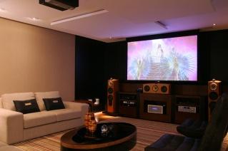 Sala de cinema em casa entenda antes arquitetura - Realizzare sala cinema in casa ...