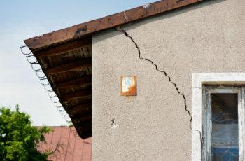 Rachaduras e trincas na parede – É problema estrutural? O que devo fazer?