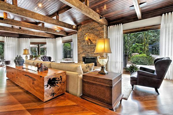 Casas con estilo rustico best with casas con estilo - Casas estilo rustico ...