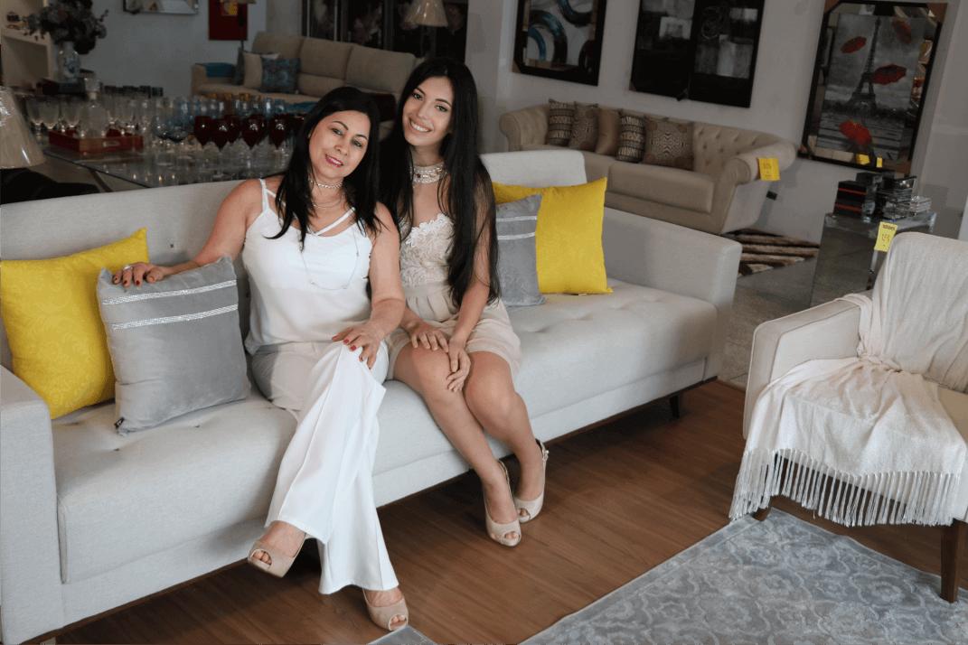 Sala de estar decora o ambiente de estar puff e for Decoracao de sala de estar 2018