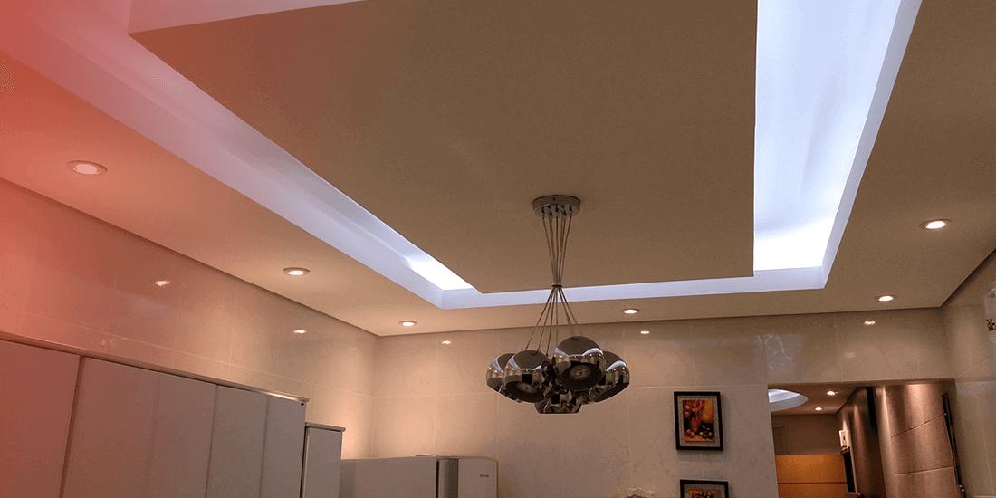 Extremamente Forro-Gesso-Acartonado-Drywall - Entenda Antes Arquitetura CN49