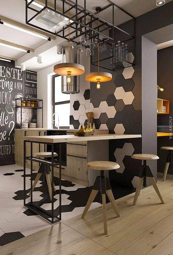 10 estilo industrial na decoracao 6 decora o industrial for Cofre de estilo industrial