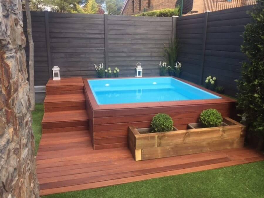 Piscinas elevadas piscinas projeto de piscinas entenda for Piscinas que se esconden