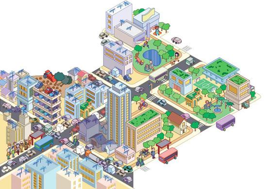 Zoneamento onde construir