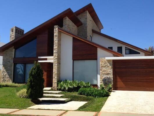 descubra quais s o os modelos de telhados e tipos de telhas entenda antes. Black Bedroom Furniture Sets. Home Design Ideas