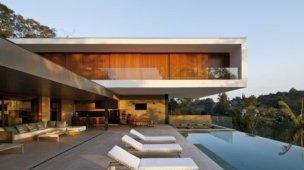 arquitetura futurista, projeto moderno, casa moderna, projeto futurista, casa futurista