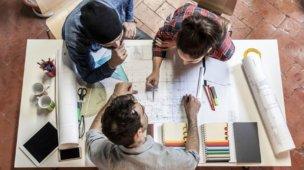 Diferenças entre arquiteto, engenheiro e designer de interiores