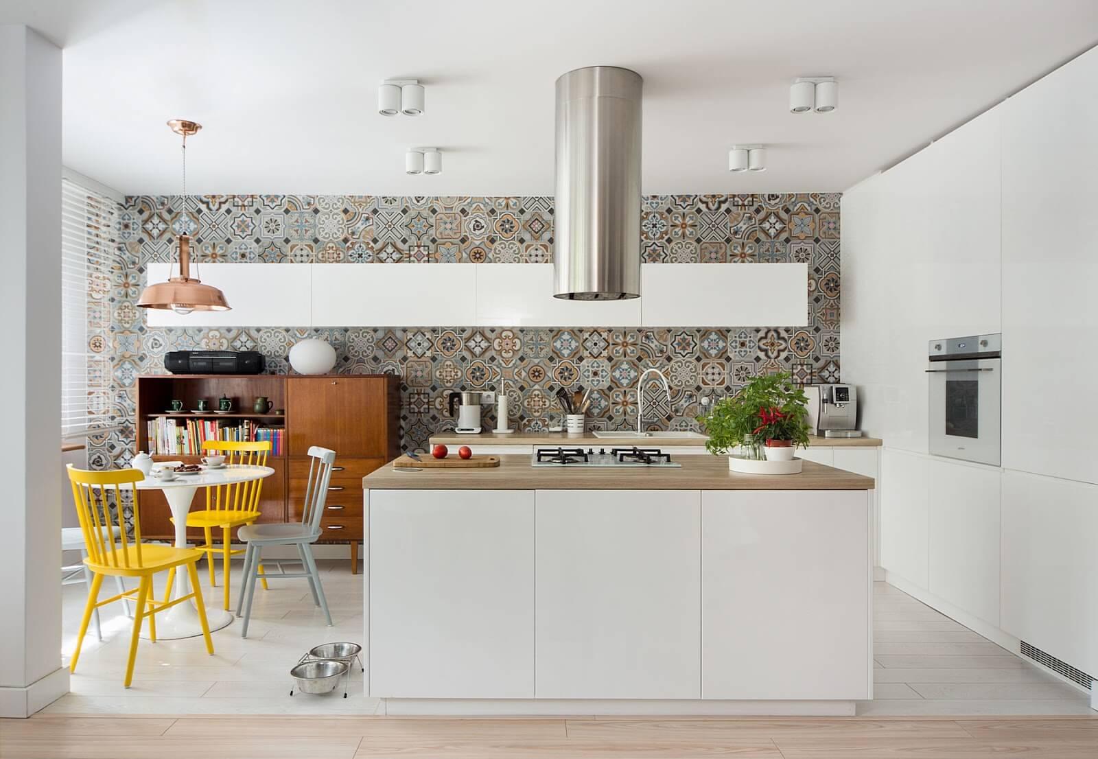 cozinha com Decoração retro - estilo de decoração para quem gosta do estilo retro decor