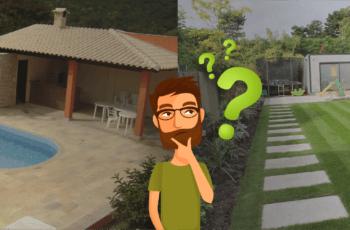 Quintal gramado ou concretado, qual compensa mais? Entenda Antes!