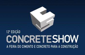 12ª Edição Concrete Show | 13 à 15 de Fevereiro de 2019