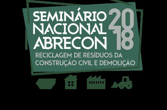 2° Seminário Nacional da Reciclagem de Resíduos da Construção civil e Demolição| 22 de Novembro