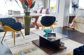 Poltronas decorativas – 80 ideias para você não errar na decoração!