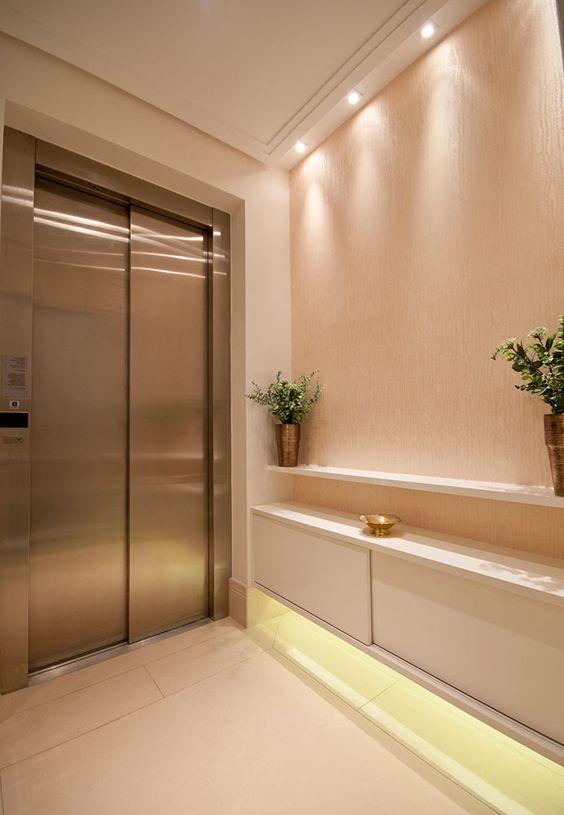 um imóvel que possui um elevador em seu projeto pode ser bem valorizado no ato da venda.