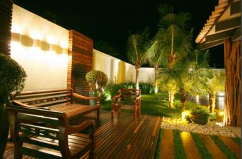 Iluminação para jardins – Você também pode ter o jardim dos seus sonhos!