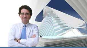 Arquiteto Santiago Calatrava - arquiteto futurista