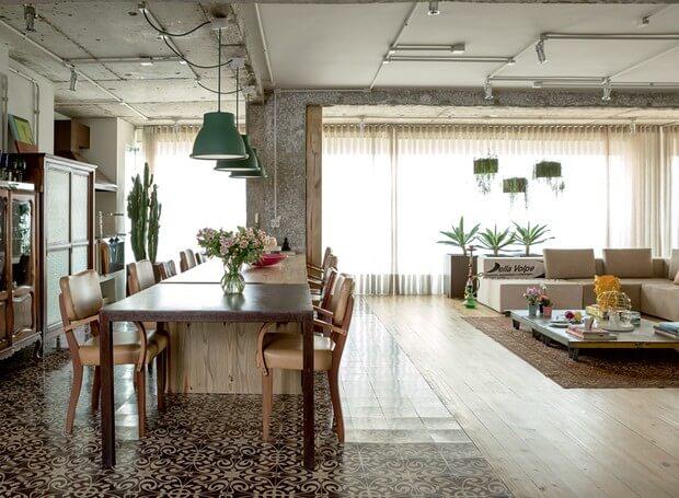 Decoração industrial estilo-industrial-na-decoracao-entenda antes, estilo de decoração, cozinha com estilo de decoração industrial