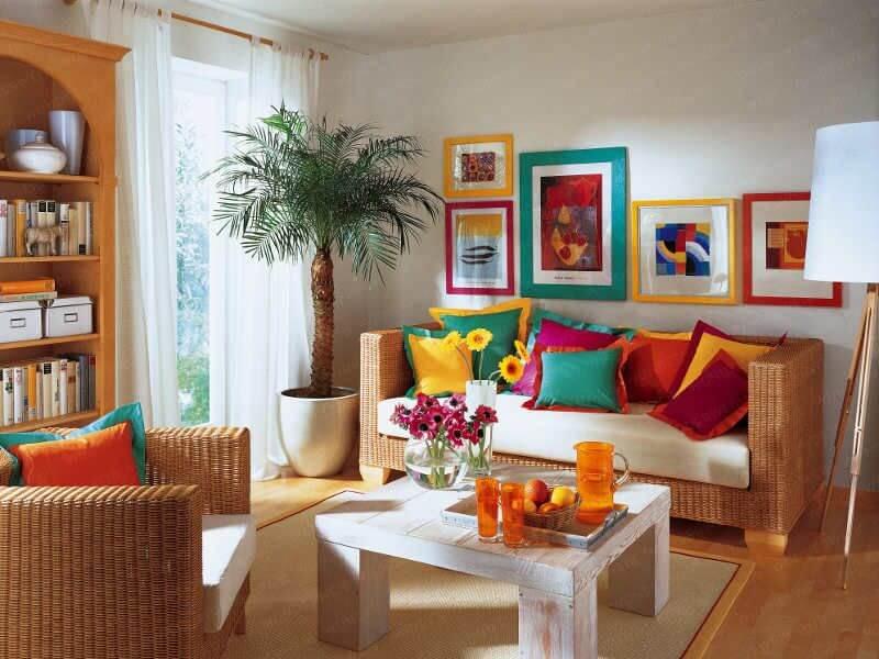 Sala de Decoração retro - estilo de decoração para quem gosta do estilo retro decor