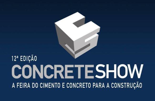 12ª Edição Concrete Show   13 à 15 de Fevereiro de 2019