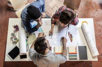 As diferenças entre arquiteto, engenheiro e designer de interiores – Entenda Antes!
