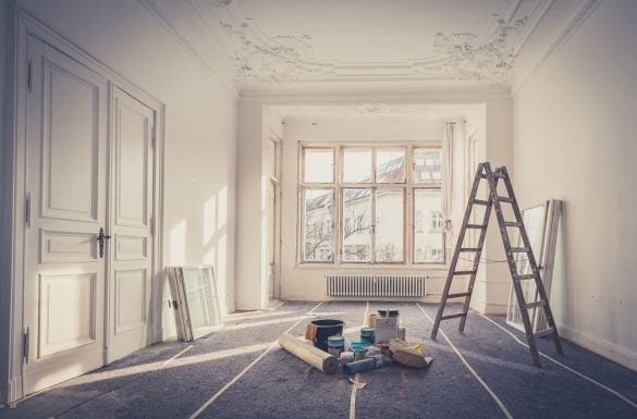 Como funciona a reforma para casas em Steel Frame?
