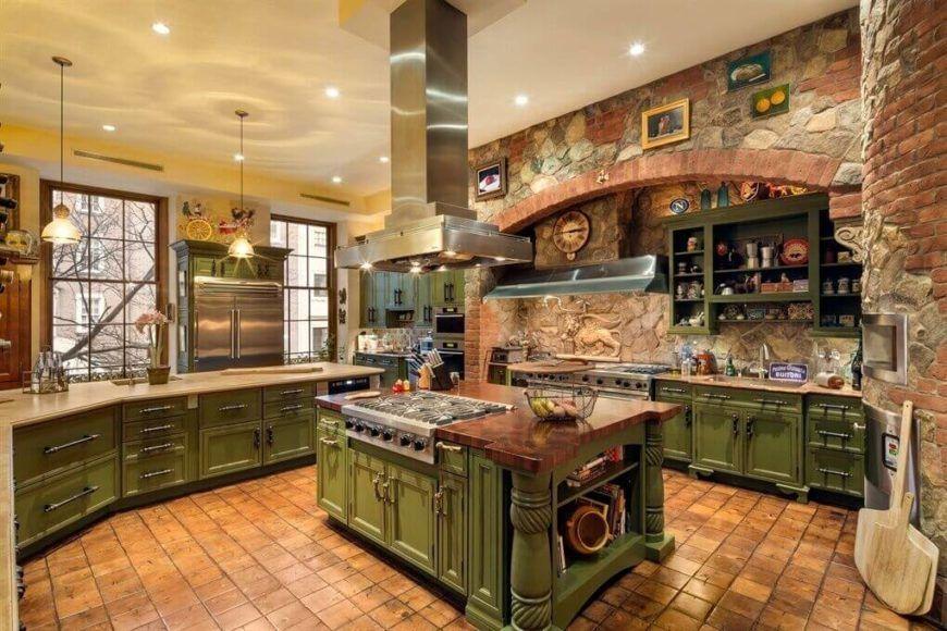 cozinha rústica - entenda antes