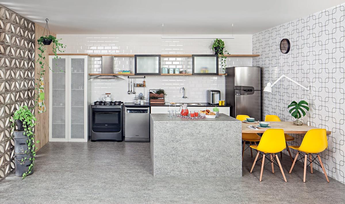 cozinha contemporânea - entenda antes