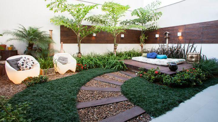 decoração de jardins - entenda antes