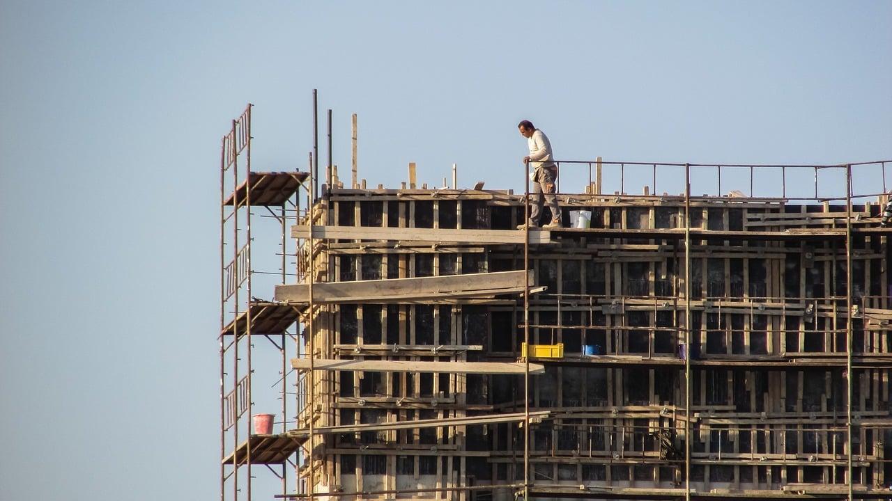 Mercado da construção civil no Brasil