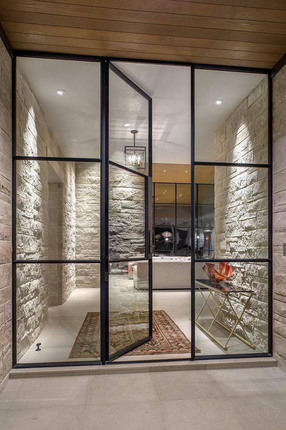 portas de vidro - entenda antes