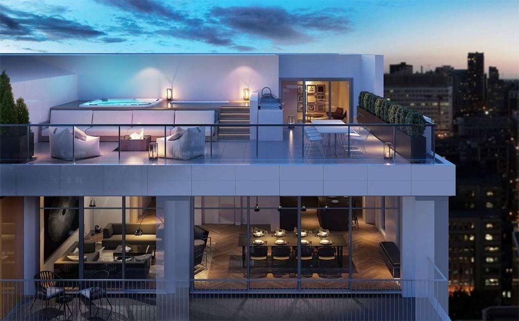 O que é uma Penthouse