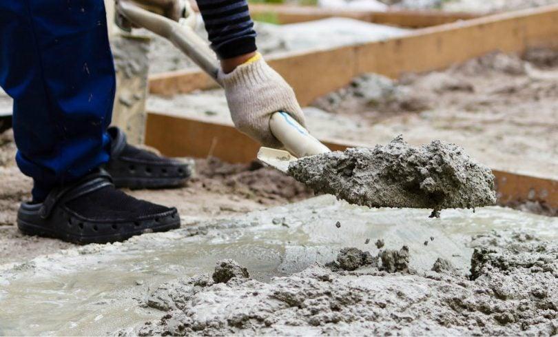 Tipos de concreto - Mercado da construção