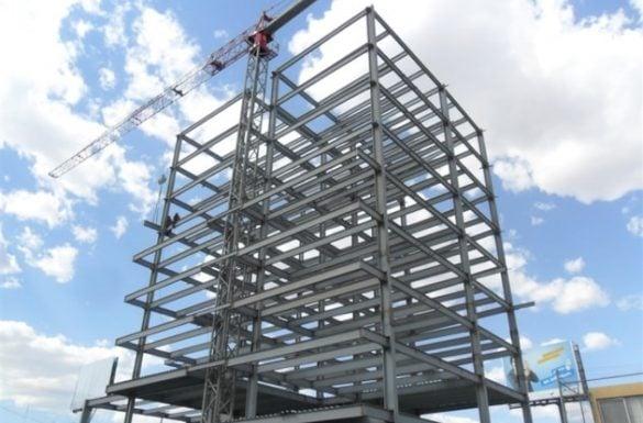 estrutura metalica