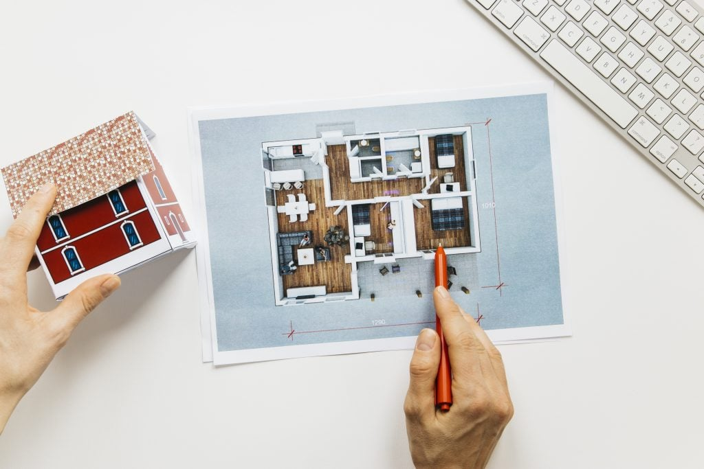 Projetos para construção - Projeto Arquitetônico