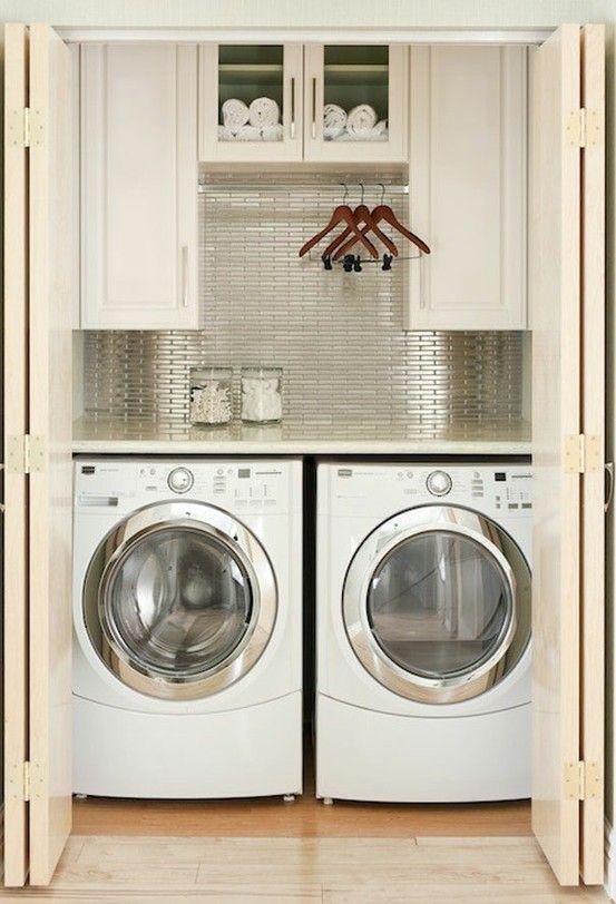 ilustrar um exemplo de lavanderia