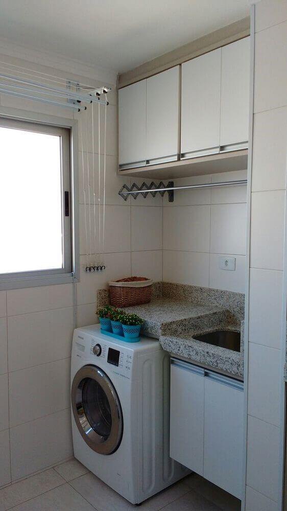 ilustrar um tipo de lavanderia