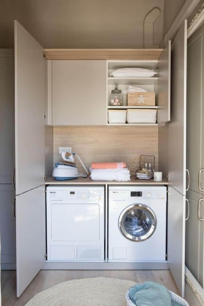 ilustrar uma lavanderia