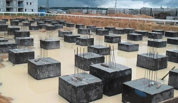 Tipos de fundações (blocos) - Entenda Antes