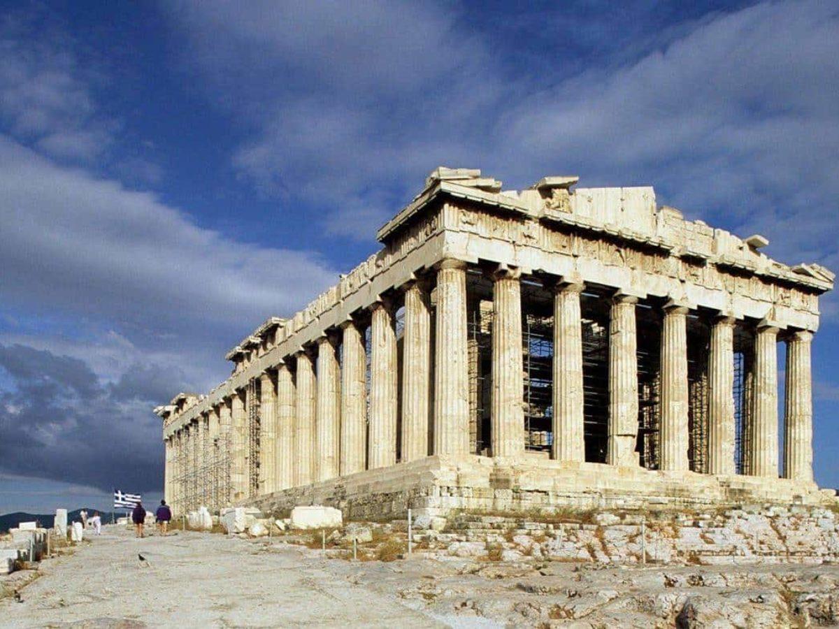 mostrar o arquitetura clássica