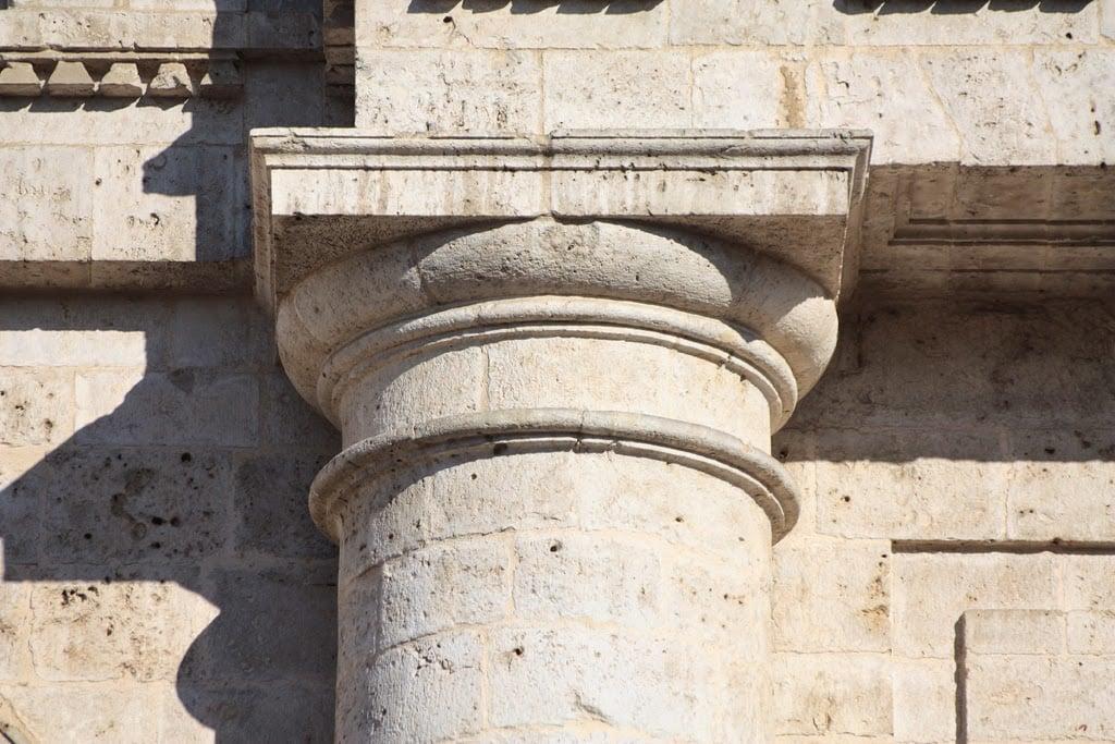 coluna toscana