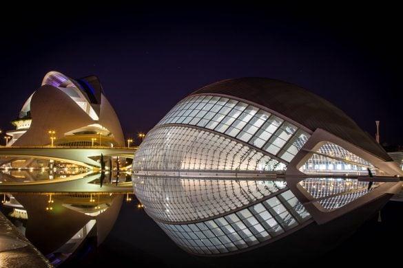 ilustrar a arquitetura contemporânea
