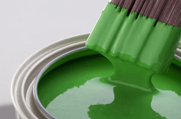 Tinta ecológica - cosntrução sustentável
