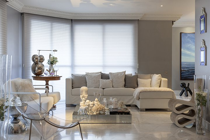 Sala de estar de Brunete Fraccaroli