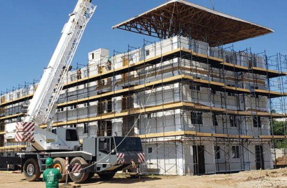 Condominio pré fabricado woodframe tecverde