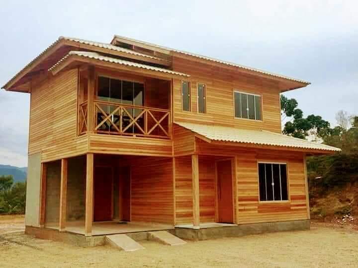 O que são casas pré-fabricadas?