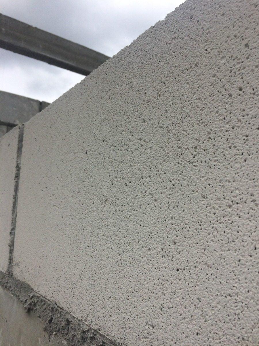 mostrar um tipo de concreto