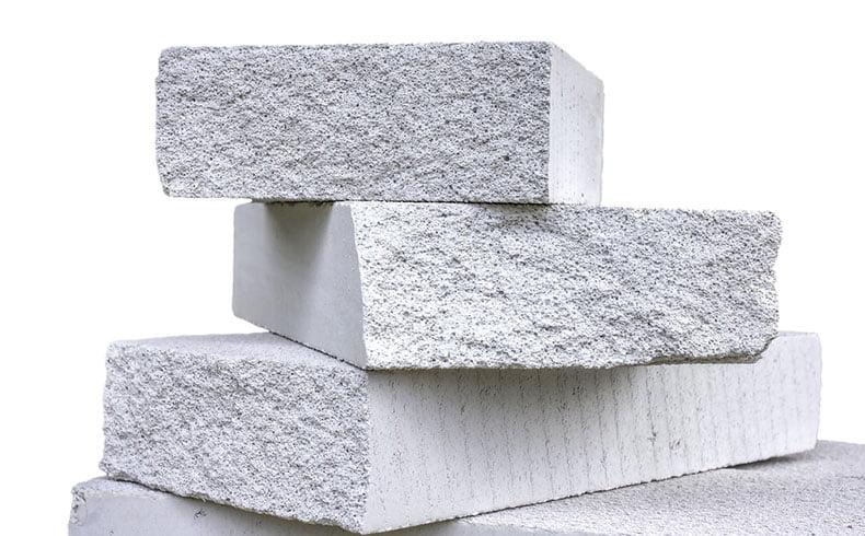 apresentar um tipo de concreto